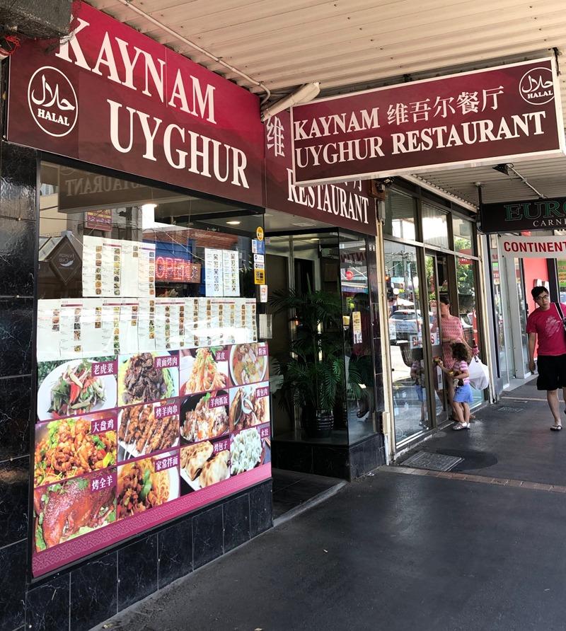 Kaynam Xinjiang | FoodinFocusz